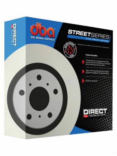 2 x DBA Standard Rotor DBA660