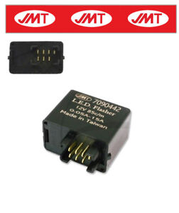 Suzuki VL1500 C1500 Intruder 2008 Flasher Relay Suitable For LED (8101553)