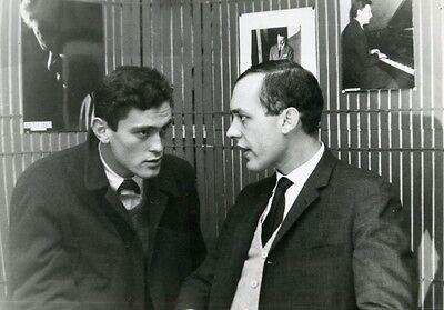 """""""chet Baker & Bobby Jaspar Au Chat Qui PÊche En 1963"""" Photo Originale Argentique Grandes Variedades"""