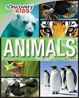 Discovery Kids Animals: Discover the Amazing Diversity of Nature by Parragon (Hardback, 2015)