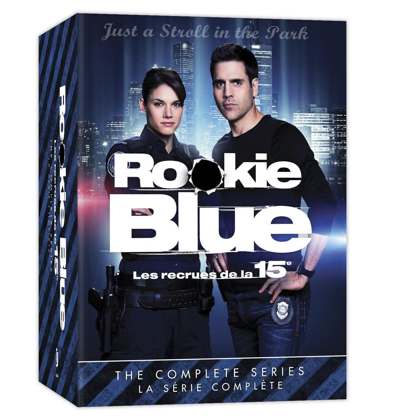 Rookie Blue Complete TV Series Season 1 2 3 4 5 6 (Final