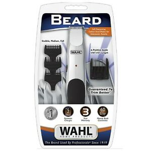 wahl rechargeable beard trimmer kit 1 ea. Black Bedroom Furniture Sets. Home Design Ideas