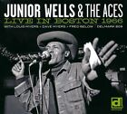 Live in Boston 1966 [Digipak] by Junior Wells (CD, Sep-2010, Delmark (Label))