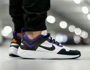 Detalles de Nike Zoom Lite Qs Talla 7.5 Reino Unido Hombre Para Correr Tenis, Nuevo Y En Caja, Negro Y Blanco ver título original