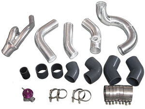 Intercooler Piping Kit For 98-05 Lexus IS300 2JZ-GTE Swap ...2jz Twin Turbo Upgrade