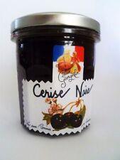 Kirsch Marmelade Konfitüre Schwarz-Kirsche 2 x 320g Frankreich Cerise Noire