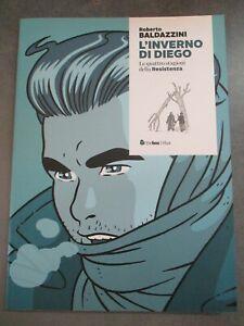 ROBERTO BALDAZZINI - L'INVERNO DI DIEGO + DISEGNO ORIGINALE - COPIA n° 19/20