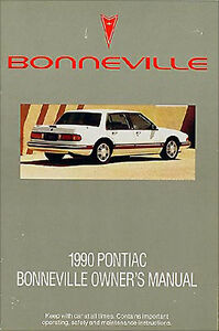 2004 pontiac bonneville owners manual | just give me the damn manual.