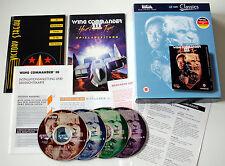 --  WING COMMANDER III 3 - HEART OF THE TIGER  --  Top-Klassiker in Box - DOS