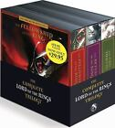 The Complete Lord of the Rings Trilogy by J. R. R. Tolkien (2010, CD, Unabridged)