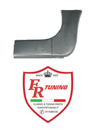 RIPARAZIONE SOTTOPORTA PARAFANGO ANTERIORE SINISTRO FIAT 500 F//L//R