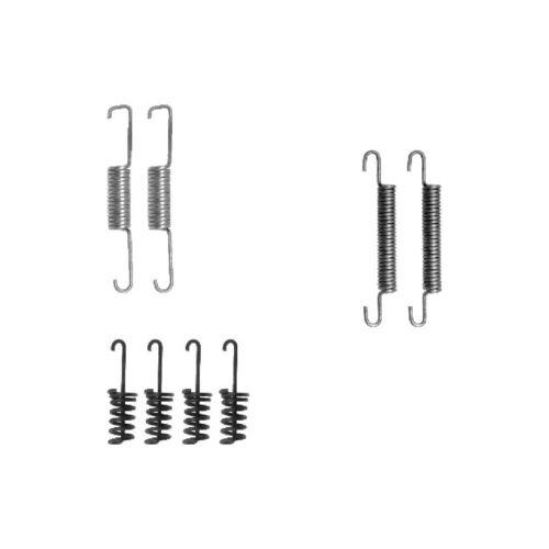 Mercedes Sprinter 903 3-T 310 D2.9 4x4 Mintex Rear Handbrake Shoe Accessory Kit