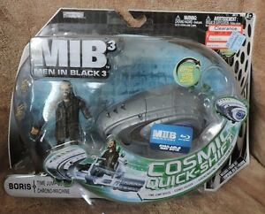MIB-3-Boris-Action-Figure-with-Time-Jump-Device-Chrono-Machine