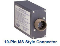 Reno B-1 10-pin Ms Connector, Single Channel Loop Vehicle Detector 110v