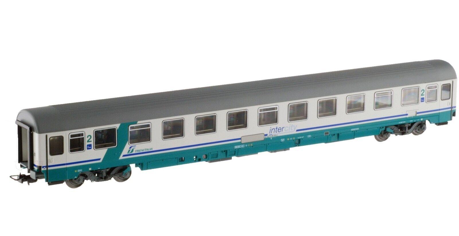 LS Models 47461 FS EUROFIMA 2.kl - WG b11 intercit XMPR BEIG/Blu/Verde ep5 NUOVO + OVP