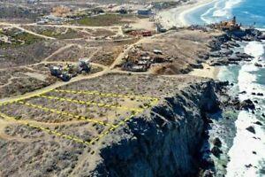 Oceanfront Cliffs Los Cerritos