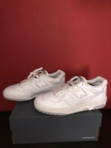 New Balance 550 White Grey BB550PB1 Size 11