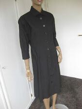 Rene Lezard tolles Kleid 38 schwarz