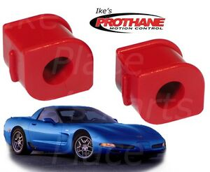 Prothane 7-1189-BL Rear 23mm Sway Bar Bushing Insert Kit for 97-06 Corvette C-5