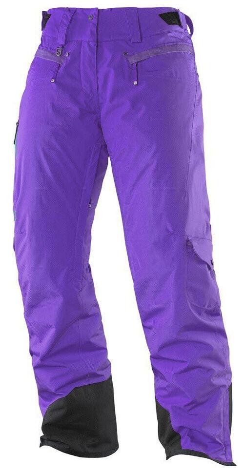 Ski Trousers Snowboard Snowpants, Ladies, Salomon Zero Pant W, EAN 0887850278397