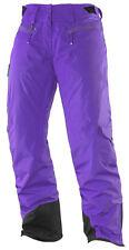 Pantaloni Da Sci E Snowboard neve, Donna, Salomon Zero W, EAN 0887850278397