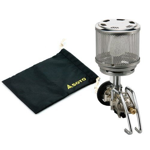 Soto ST-260 Regulator Gas Lantern 150 lux from Japan for camping hiking F S