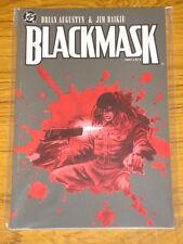 BLACKMASK BOOK 2 DC COMICS AUGUSTYN JIM BAIKIE GRAPHIC NOVEL