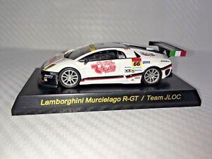 US-Seller-Rare-Kyosho-1-64-2004-Lamborghini-Murcielago-RGT-Team-JLOC-66