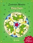 Zauberhafte Mandalas: Drachen (mit Glitzerstickern) (2015, Taschenbuch)