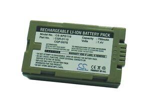 7-4V-battery-for-Panasonic-NV-DS77B-CGR-D08SE-1B-NV-MX3EN-AG-DVC15-PV-DV100