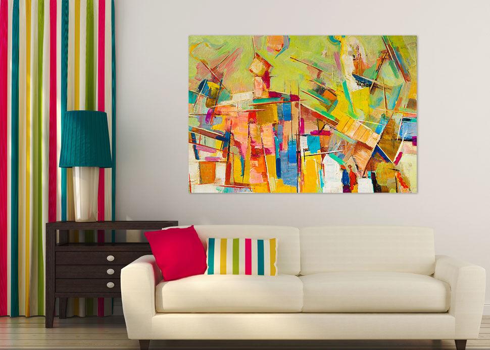 3D Kunst der Farbe 33 Fototapeten Wandbild  BildTapete Familie AJSTORE DE