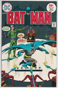 Batman-263-VF-8-0-Robin-The-Riddler-Ernie-Chua-Art