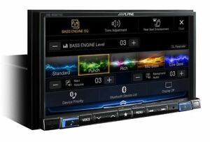 Alpine INE-W987HD Mechless 7 Inch Audio Video Navigation - No CD's