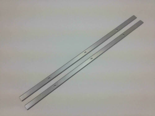 """12-1//2/"""" Delta Portable Planer Knives for Delta 22-560 Replace 22-562 Set of 2"""