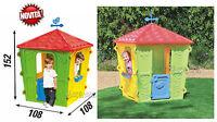 casetta bambini casa gioco da giardino 152 cm altezza  108 cm larghezza