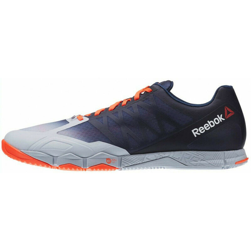 Mens Reebok Crossfit Speed Tr Mens Training scarpe  grigio 1