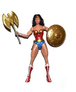 DC-Universe-Classics-6-034-Wonder-Woman-Loose-Action-Figure