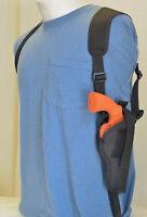 Gun Shoulder Holster For Charter Arms Bulldog 44 Vertical Carry