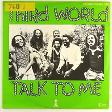 """7"""" Single - Third World - Talk To Me - S1614 - washed & cleaned"""