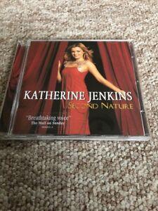 Katherine-Jenkins-Second-Nature-CD