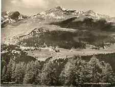 Photoglob, Suisse, Arosa, Blick von der Maienfelder Furka  vintage photomechanic