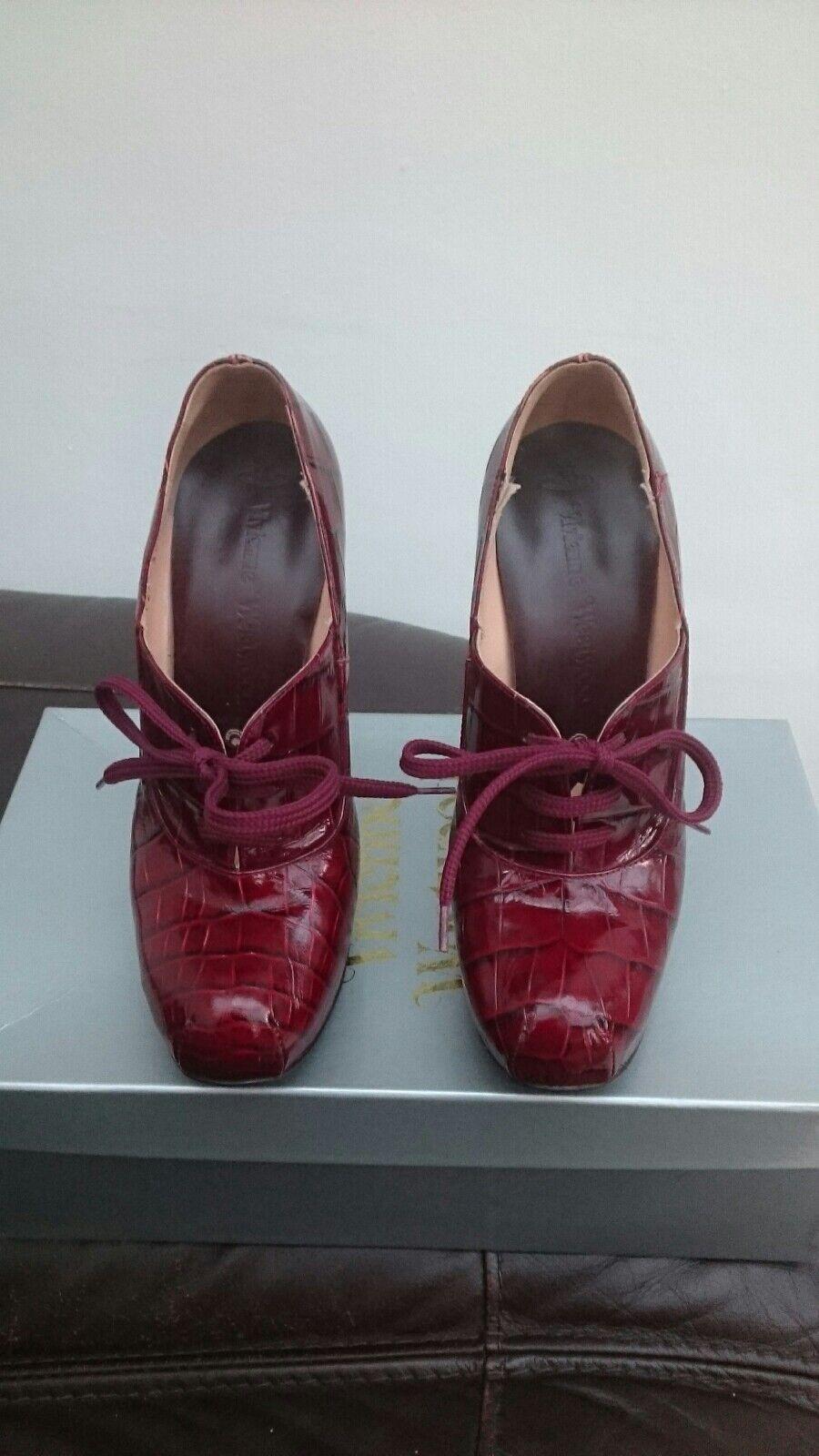 Gorgeous - Vivienne Westwood Red Shoes - Gorgeous Size 3/36 64fb53