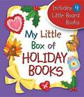 My Little Box of Holiday Books by Patricia A Pingry (Board book, 2013)