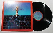 WAGNER TISO Baobab LP A&M Rec 846-670-1 BR 1990 NM- 0E
