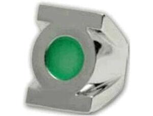 Adult-Green-Lantern-Hero-Ring-Silver-Metal-Zinc-Alloy