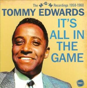 Image result for it's all in the game tommy edwards images