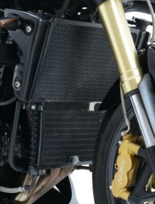 Speed Triple 2005 R/&G Racing Radiator /& Oil Cooler Guard RAD0161TI Titanium