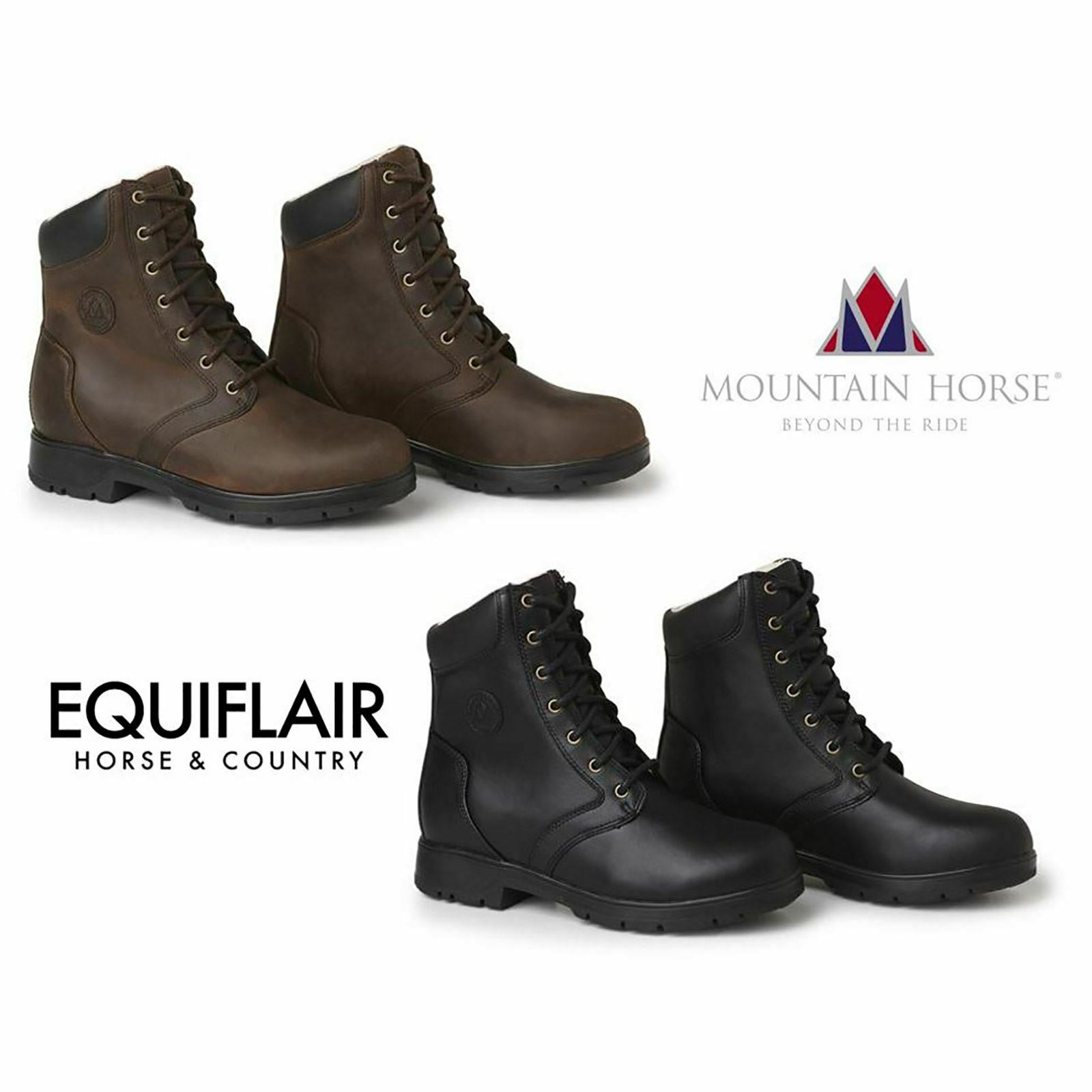Mountain Horse Spring River Lace Stiefel