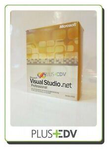 Visual Studio .net Professional 2002 Voll Neu