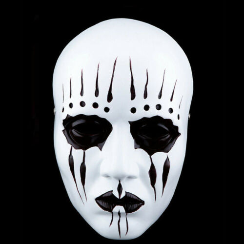 Resin Slipknot Joey Jordison Mask Halloween Party Masquerade Props Collectable